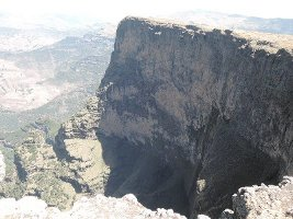 Hike the Simien Mountains!